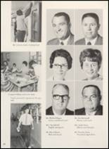 1970 Clyde High School Yearbook Page 14 & 15