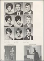 1970 Clyde High School Yearbook Page 22 & 23