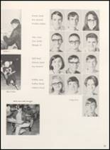 1970 Clyde High School Yearbook Page 26 & 27