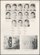 1970 Clyde High School Yearbook Page 28 & 29