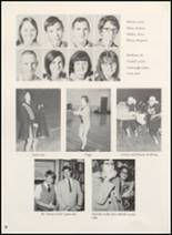 1970 Clyde High School Yearbook Page 30 & 31