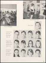 1970 Clyde High School Yearbook Page 32 & 33