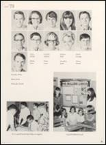 1970 Clyde High School Yearbook Page 38 & 39