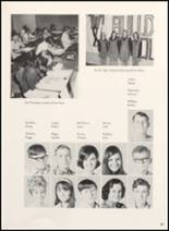 1970 Clyde High School Yearbook Page 40 & 41