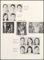 1970 Clyde High School Yearbook Page 42 & 43