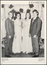1970 Clyde High School Yearbook Page 46 & 47