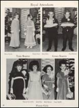 1970 Clyde High School Yearbook Page 52 & 53