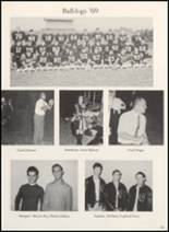 1970 Clyde High School Yearbook Page 54 & 55