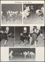 1970 Clyde High School Yearbook Page 58 & 59