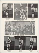 1970 Clyde High School Yearbook Page 62 & 63
