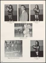 1970 Clyde High School Yearbook Page 68 & 69
