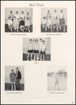 1970 Clyde High School Yearbook Page 70 & 71