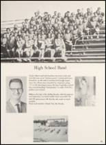 1970 Clyde High School Yearbook Page 74 & 75