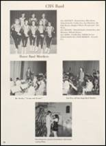 1970 Clyde High School Yearbook Page 78 & 79
