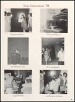 1970 Clyde High School Yearbook Page 82 & 83
