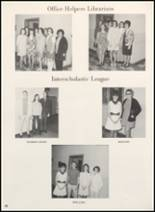 1970 Clyde High School Yearbook Page 94 & 95