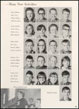 1970 Clyde High School Yearbook Page 102 & 103