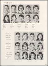 1970 Clyde High School Yearbook Page 104 & 105