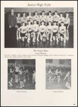 1970 Clyde High School Yearbook Page 110 & 111