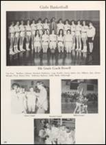 1970 Clyde High School Yearbook Page 112 & 113