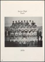 1970 Clyde High School Yearbook Page 114 & 115