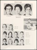 1970 Clyde High School Yearbook Page 116 & 117