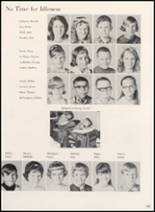 1970 Clyde High School Yearbook Page 118 & 119