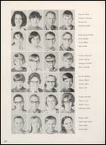 1970 Clyde High School Yearbook Page 120 & 121
