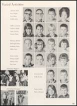1970 Clyde High School Yearbook Page 122 & 123