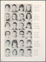 1970 Clyde High School Yearbook Page 124 & 125