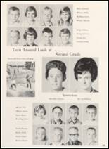 1970 Clyde High School Yearbook Page 132 & 133