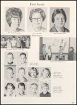 1970 Clyde High School Yearbook Page 136 & 137