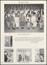 1970 Clyde High School Yearbook Page 148 & 149