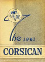 1961 Yearbook Corsicana High School