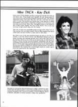 1983 Trinity Heights Christian Academy Yearbook Page 38 & 39
