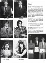 1983 Trinity Heights Christian Academy Yearbook Page 54 & 55