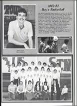 1983 Trinity Heights Christian Academy Yearbook Page 92 & 93