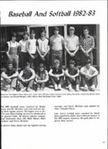 1983 Trinity Heights Christian Academy Yearbook Page 102 & 103