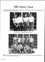 1983 Trinity Heights Christian Academy Yearbook Page 104 & 105