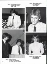 1983 Trinity Heights Christian Academy Yearbook Page 108 & 109