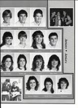 1983 Trinity Heights Christian Academy Yearbook Page 112 & 113