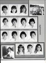 1983 Trinity Heights Christian Academy Yearbook Page 116 & 117