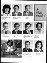 1983 Trinity Heights Christian Academy Yearbook Page 126 & 127