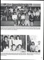 1983 Trinity Heights Christian Academy Yearbook Page 128 & 129