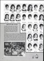 1983 Trinity Heights Christian Academy Yearbook Page 136 & 137