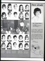 1983 Trinity Heights Christian Academy Yearbook Page 154 & 155
