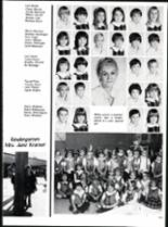 1983 Trinity Heights Christian Academy Yearbook Page 156 & 157