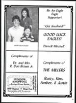 1983 Trinity Heights Christian Academy Yearbook Page 206 & 207