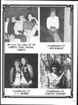 1983 Trinity Heights Christian Academy Yearbook Page 212 & 213