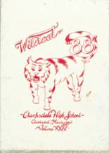 1988 Yearbook Clarksdale High School